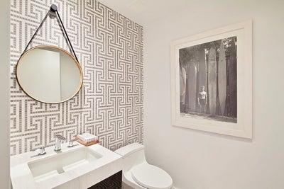 Danielle Richter Interior Design - Chelsea NY Condo