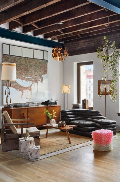 Evan Edward Interiors - East Village Loft