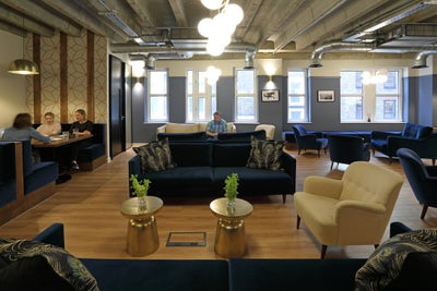 Gomm Studio Ltd - London Office, Liverpool Street