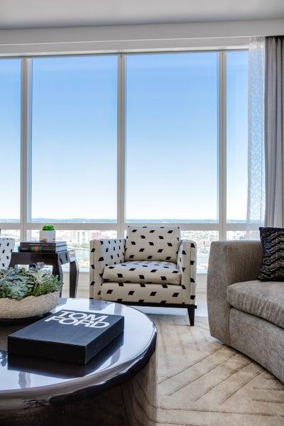 Kristen Rivoli Interior Design - Millennium Tower