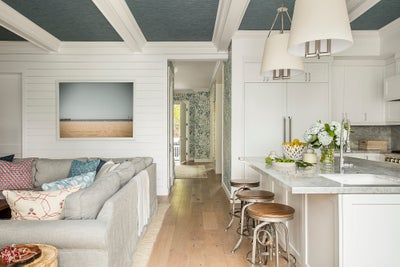 Christine Markatos Design - Santa Monica Farmhouse