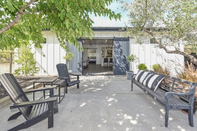 Bette Abbott Interior Design - Napa Farmhouse