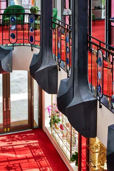 French Retail Open Plan. Christian Louboutin Miami Flagship by 212box LLC.