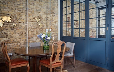 Godrich Interiors - Covent Garden Office