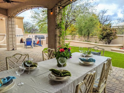 JC Robertson Designs - Patio for Fine and Casual Dining