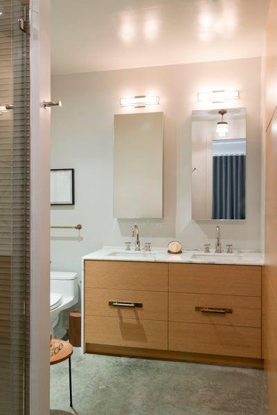 Eleven Interiors LLC - Custom Contemporary Apartment