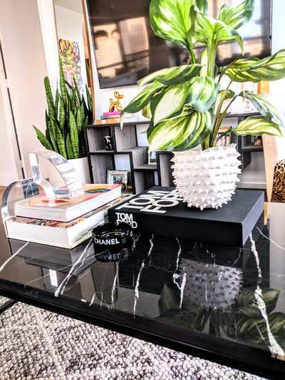Contemporary Living Room. Natural Edge by BANGBANG Design House.