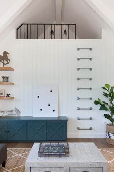 Farmhouse Bar and Game Room. Modern Farmhouse by Nuela Designs.