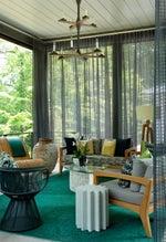 Contemporary Porch Living