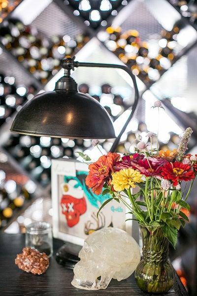 Laura W. Jenkins Interiors - Restaurant Holmes