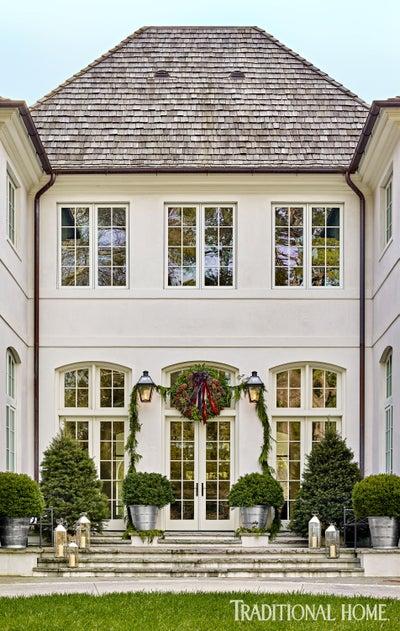Bridget Beari Designs - Traditional Home Cover Story