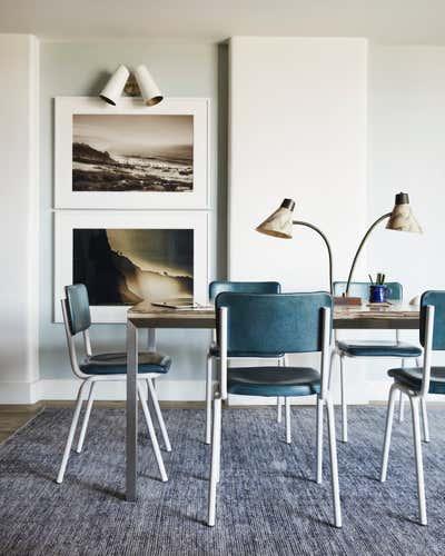 Beach Style Meeting Room. The Jonathan Club Santa Monica by Interiors by Patrick.