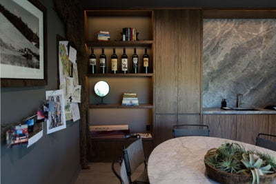 Bette Abbott Interior Design - Napa Valley Wine Gallery