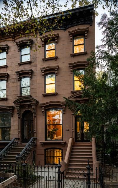 MKCA // Michael K Chen Architecture - Clinton Hill Brownstone