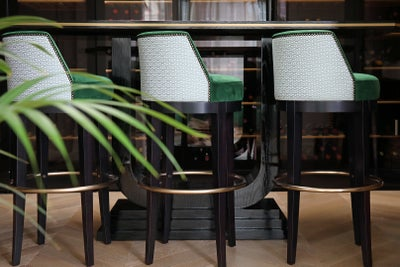 Shanade McAllister-Fisher Design - West End Apartment