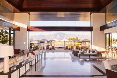 Transitional Vacation Home Open Plan. Zenyara by Willetts Design & Associates.