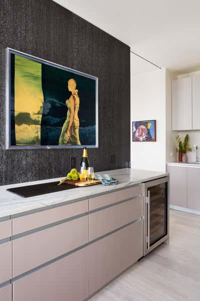 Contemporary Kitchen. podium by AubreyMaxwell.