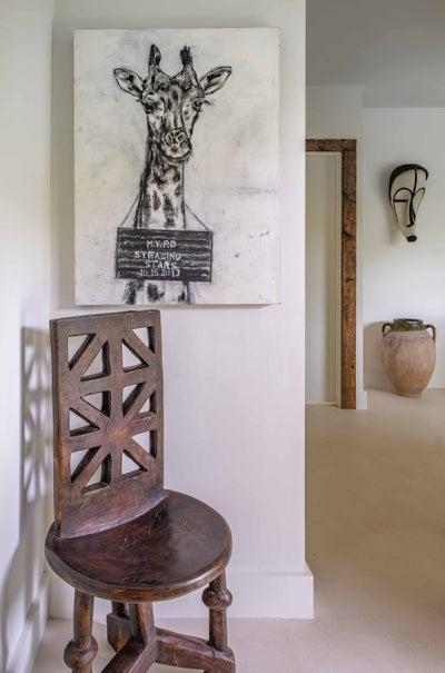 Nina Farmer Interiors - Martha's Vineyard Moroccan Boghouse