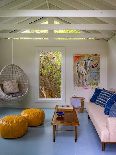 Nina Farmer Interiors - Martha's Vineyard Moroccan Boghouse