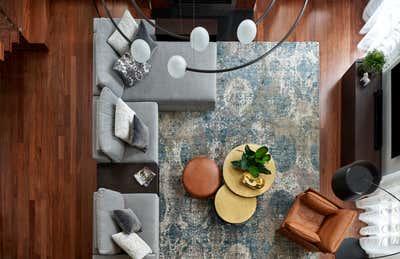 Hollywood Regency Living Room. Award Winning Project in Melbourne by In Design International.