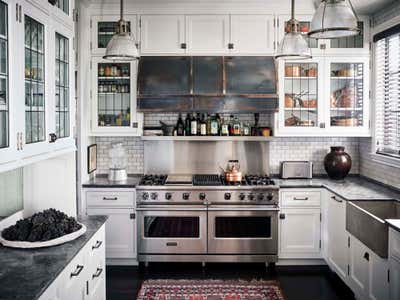 Traditional Kitchen. San Francisco  by The Wiseman Group Interior Design, Inc..
