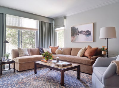 Marea Clark Interiors - Presidio Heights Apartment