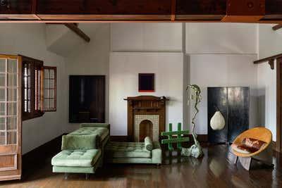 Contemporary Meeting Room. Coexist by Chris Shao Studio LLC.