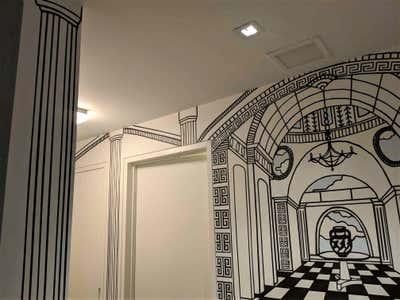 Contemporary Pantry. Manhattan Apartment by JFID LLC.