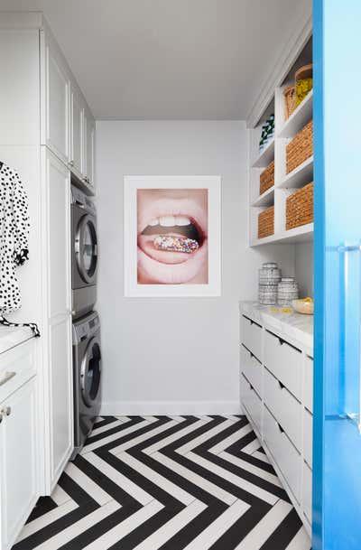 Contemporary Pantry. San Francisco Condo by McCaffrey Design Group.