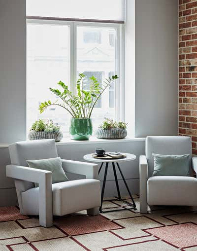 Godrich Interiors - The Really Useful Group HQ, London