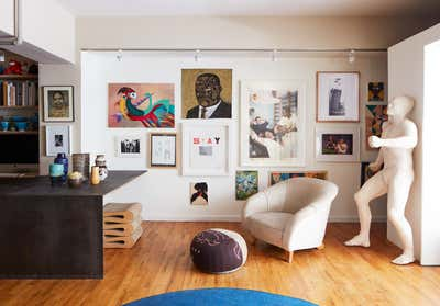Leyden Lewis Design Studio - Leyden Lewis Brooklyn Loft
