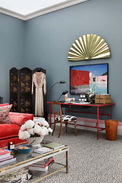 Entertainment/Cultural Bedroom. House and Garden Festival by Studio Duggan.