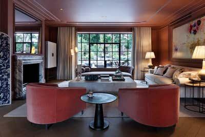 English Country Living Room. North London II by Studio Duggan.