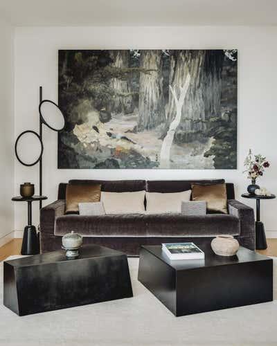 Sean Leffers Interiors - San Francisco Minimal