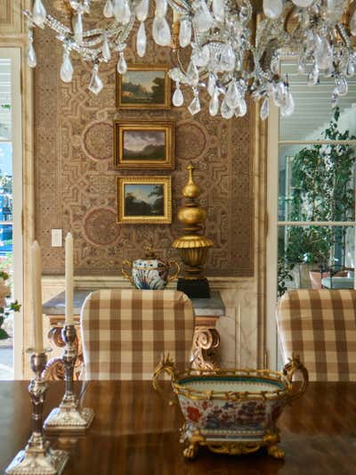 Michael S. Smith Inc. - An Exquisite Dining Room