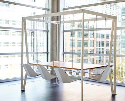 Modern Meeting Room. Hospitality / Commercial by Darryl Carter Inc..