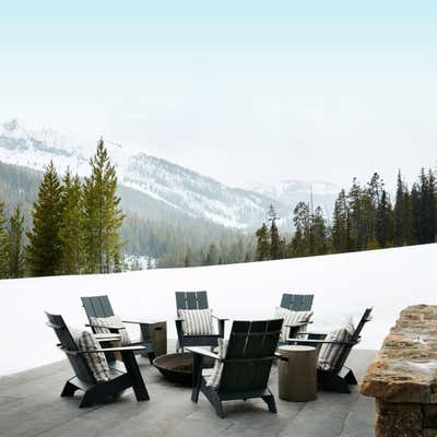 Shawn Henderson Interior Design - Montana Ski House