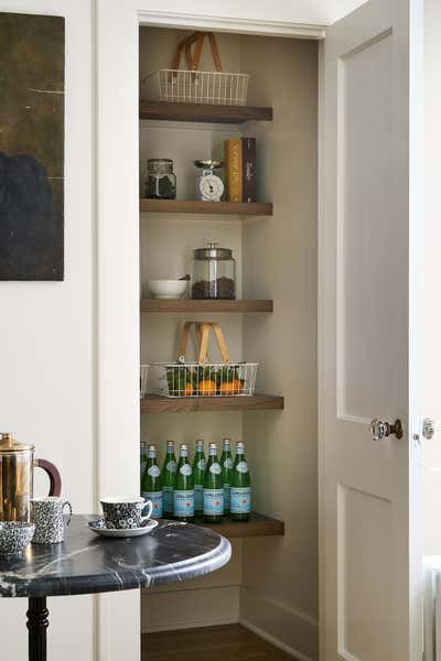 Cottage Pantry. Coach House by ReDesign Home LLC.