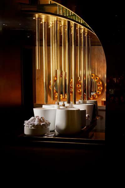 Hotel Open Plan. Mandrake Hotel by Tala Fustok Studio.
