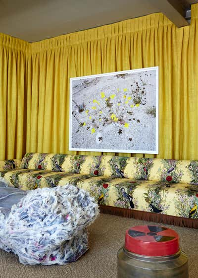 """Entertainment/Cultural Living Room. Exhibition The Barn """"Winter Show"""" '21 by Frampton Co."""
