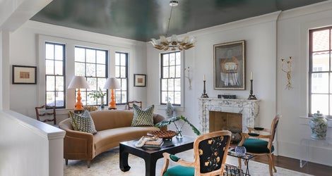 Eclectic Home 1