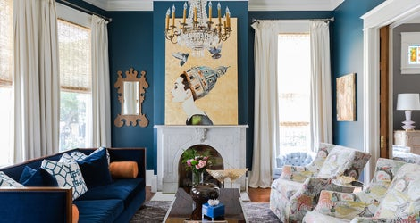 Eclectic Home 3