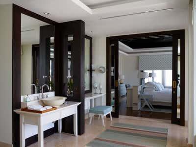 Coastal Bathroom. Villa - Thailand by Thorp.