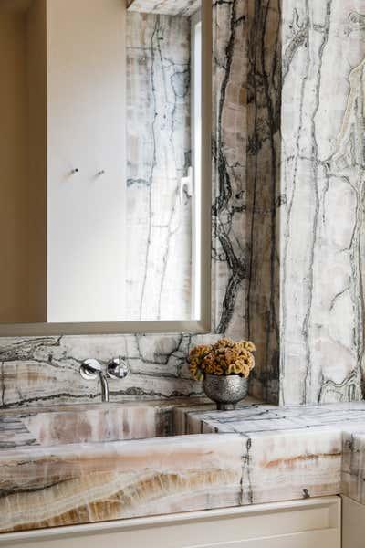 MKCA // Michael K Chen Architecture - Carnegie Hill Apartment