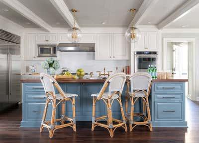 British Colonial Kitchen. Wathen by Kristen Nix Interiors.