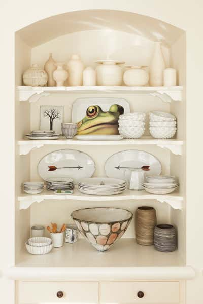 Mid-Century Modern Pantry. Hollywood  by Jeff Andrews - Design.