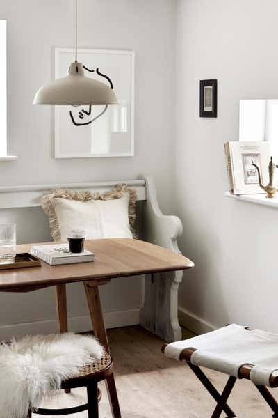 Cottage Dining Room. Ivywood Cottage by Studio Gabrielle.