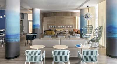 Hotel Dining Room. Okko Hotels by Studio Catoir.