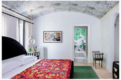 Mediterranean Bedroom. Casa SxS by Maison MxM.
