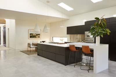 Western Kitchen. The Hamptons in Studio City by 22 INTERIORS.